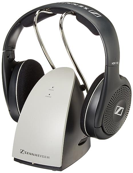 Sennheiser RS120 - Auriculares de diadema, inalámbricos