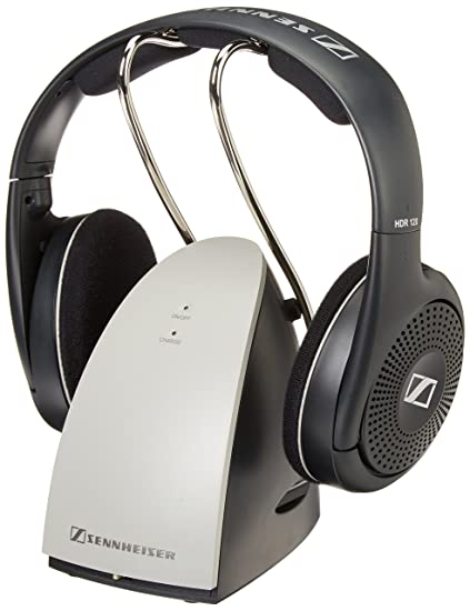 f7f48c66f1a Sennheiser RS 120 II Wireless On-Ear Headphone: Sennheiser: Amazon.in:  Electronics