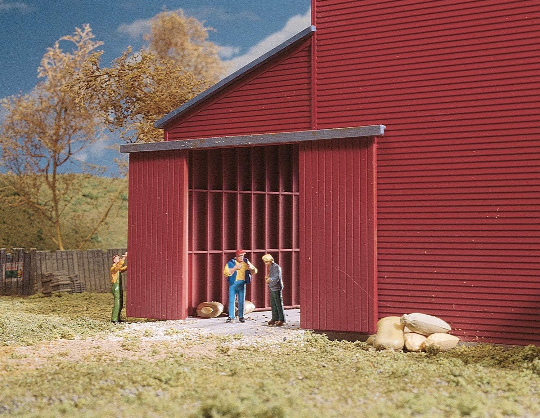 Inc Walthers op Rural Grain Elevator Kit
