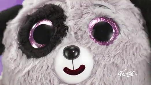 Zigamazoo - Ojos Brillantes, Mariquita de Peluche, Color Negro (Famosa 700013220): Amazon.es: Juguetes y juegos