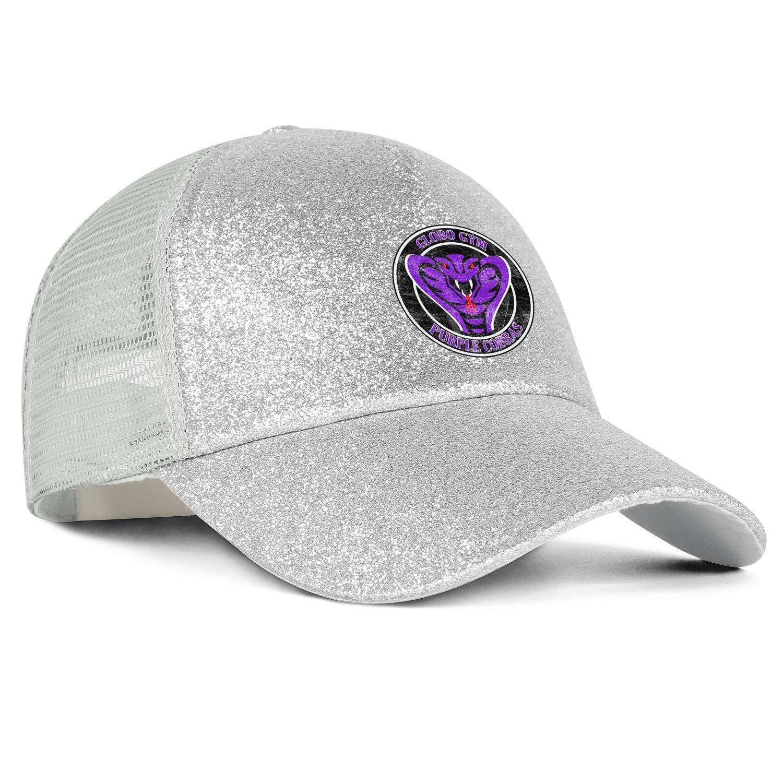 Mens Cotton Baseball Hats Dodgeball Globo Gym Purple Cobras Wall Decal Womens Visor Mesh Hat