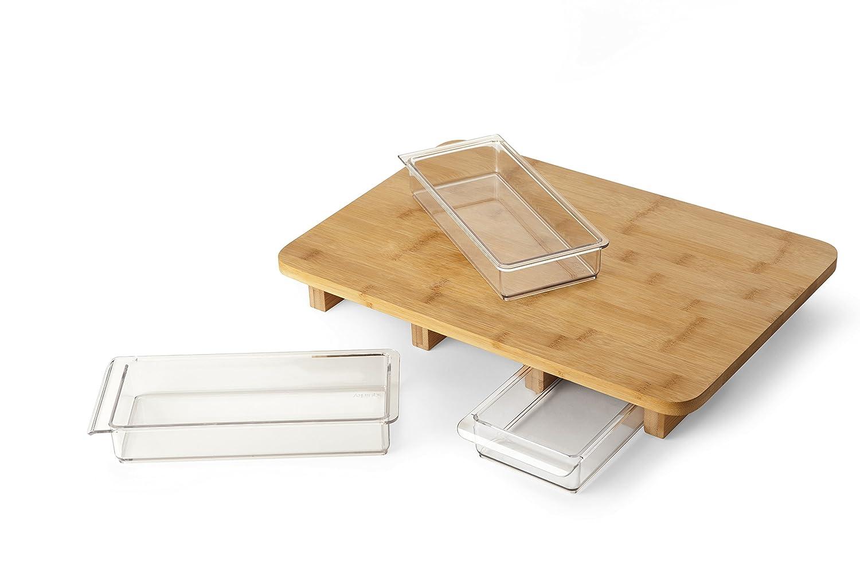 Quirky Mocubo Cutting Board Inc PMOC1-XWD1
