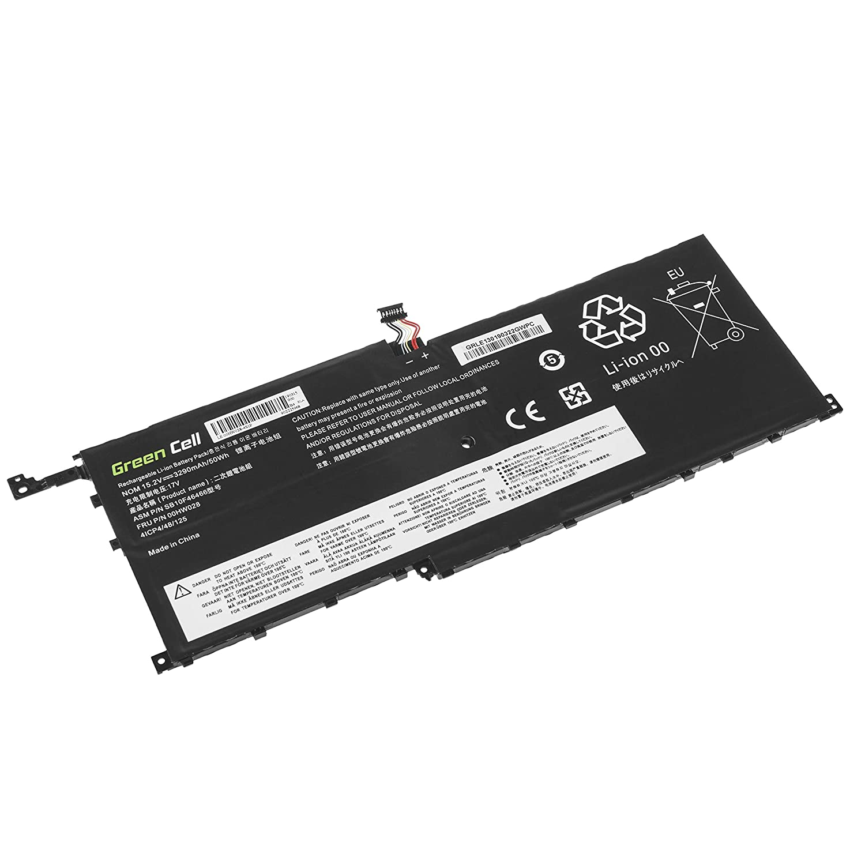 Green Cell® Batería para Lenovo ThinkPad X1 Yoga 1st Gen ...