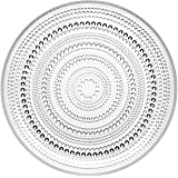 Iittala 5547 Assiette plate Transparent