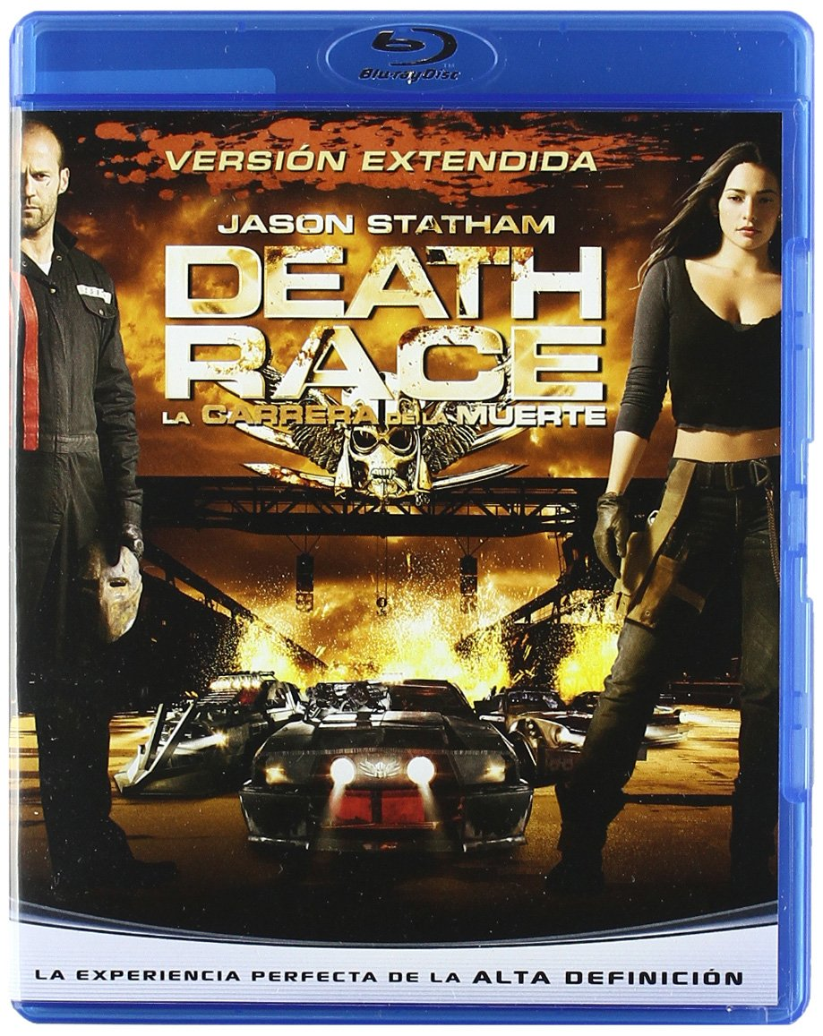 Pack Fast and Furious + Death Race [Blu-ray]: Amazon.es: Paul ...