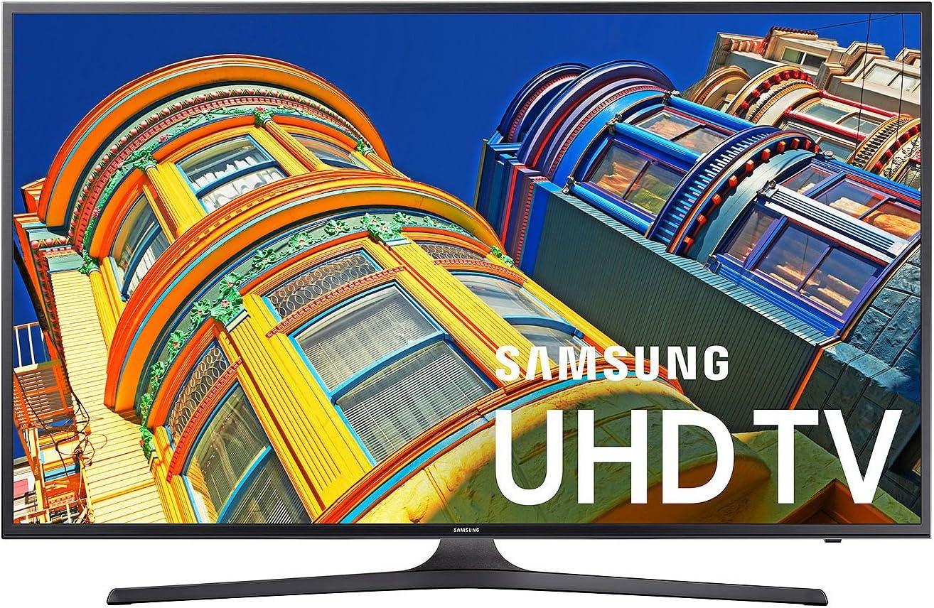 Amazon.com : Samsung UN65KU6290 65-Inch 3840 x 2160 4K UHD TV ...