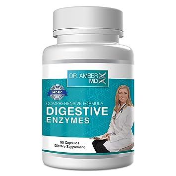 Amazon.com: Dr. Ámbar – Enzima Suplemento Digestivo 13 ...