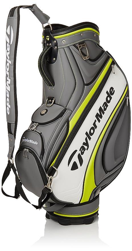 TaylorMade Tour Staff Bolsa para Palos de Golf, Hombre, Gris ...