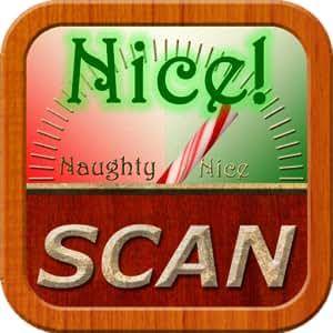 Santa's Naughty or Nice Scan-O-Matic and Christmas Countdown