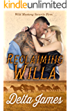 Reclaiming Willa (Wild Mustang Security Firm Book 1)