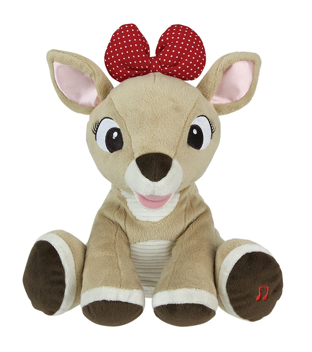 Kids Preferred Clarice Plush with Music Lights