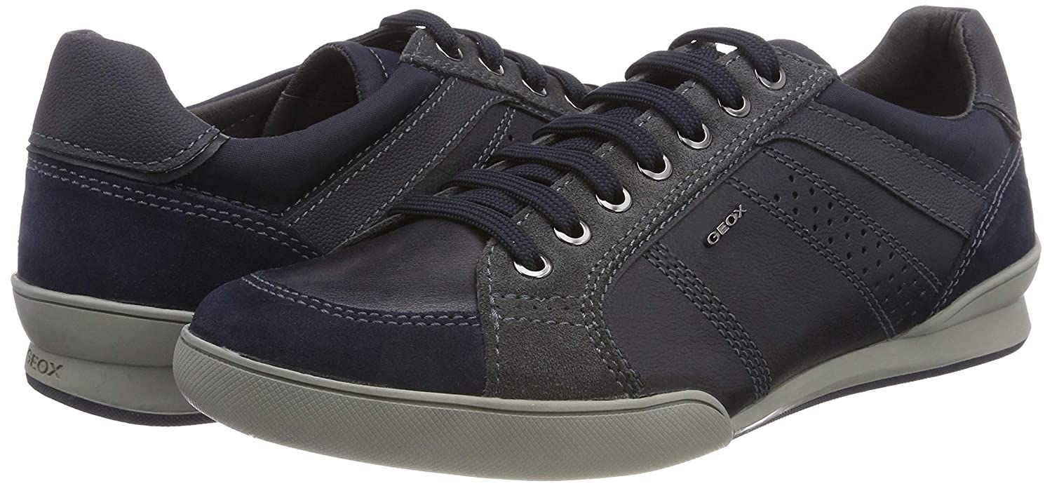 bc0504825f2f5a Chaussures homme Sneakers Basses Homme U620EA01J22 Geox U Kristof A