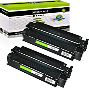GREENCYCLE 2 PK Q2613X Laserjet Toner Cartridge 13X Replacement Compatible for HP Laserjet 1300 1300n 1300xi Printer