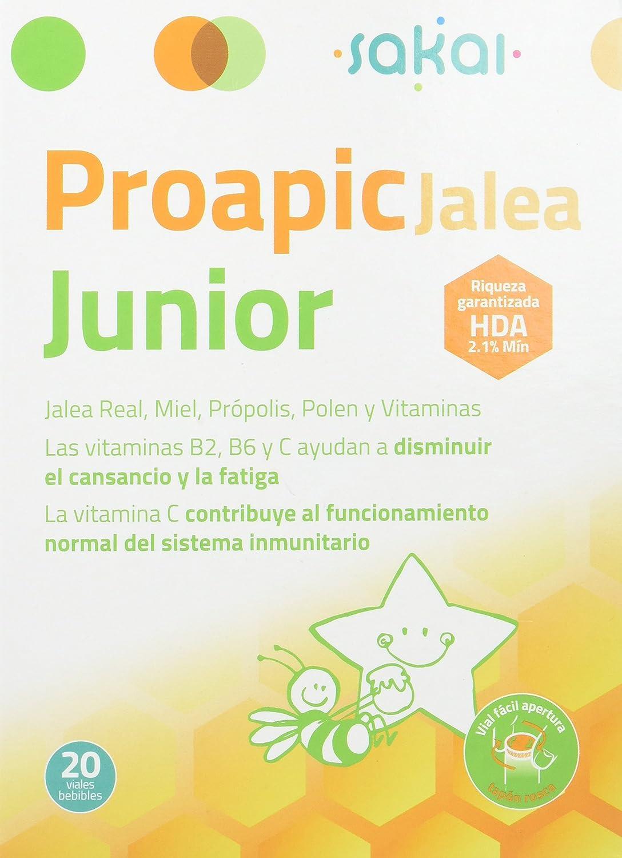 SAKAI PROAPIC JALEA JUNIOR 20 Viales 10 ml: Amazon.es: Salud y ...