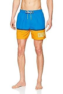 6068888e30577b Calvin Klein Herren Medium Drawstring Badeshorts: Amazon.de: Bekleidung