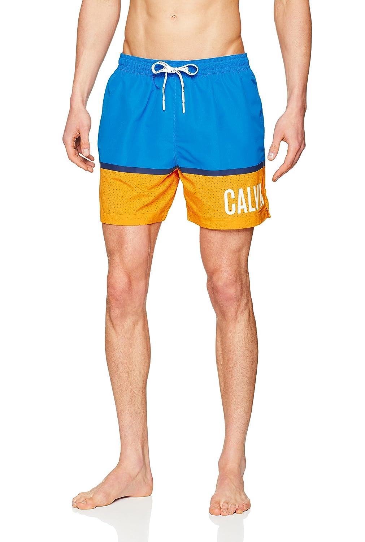 Calvin Klein Medium Drawstring, Bañador para Hombre