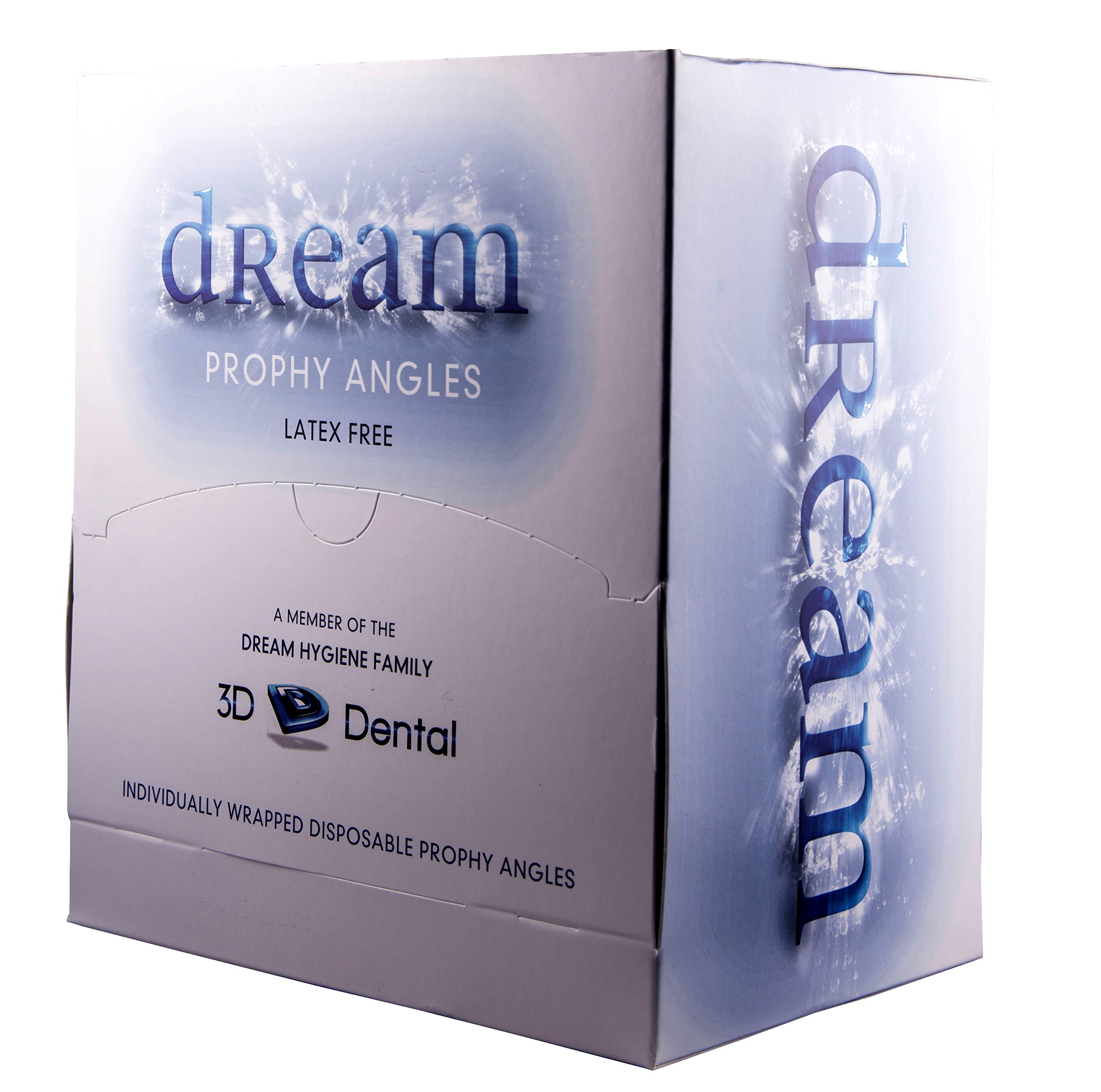 3D Dental DPA144F Disposable Prophy Angle, Firm (Pack of 144) by 3D Dental