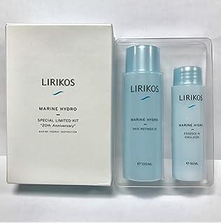 AmorePacific LIRIKOS Marine Hydro Special Limited Kit (Toner 100ml / Emulsion 50ml),samples