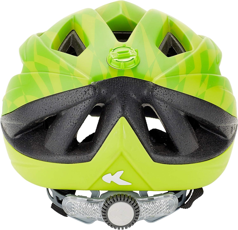 KED Street Jr Pro Helmet Kinder Violet 2020 Fahrradhelm