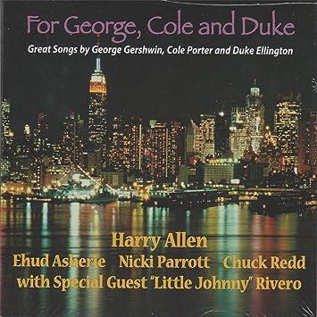 amazon for george cole duke harry allen モダンジャズ 音楽