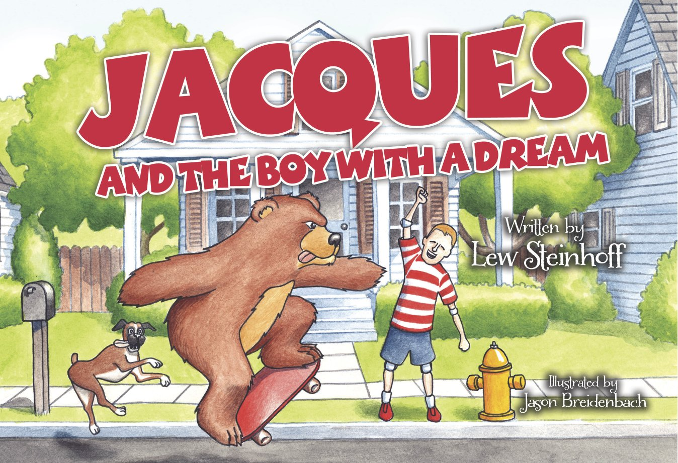 Jacques and the Boy With a Dream pdf epub