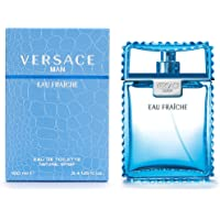 Versace Man Fraiche Eau de Toilette for Men, 100ml