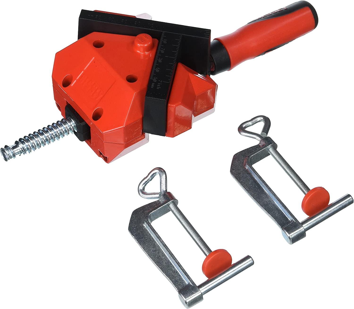 Bessey Tools WS-3+2K 90 Degree Angle Clamp for T Joints and Mitered Corners