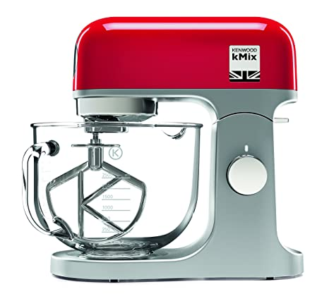 Kenwood Kmix Stand Mixer 1000 W Red Amazon Co Uk Kitchen Home