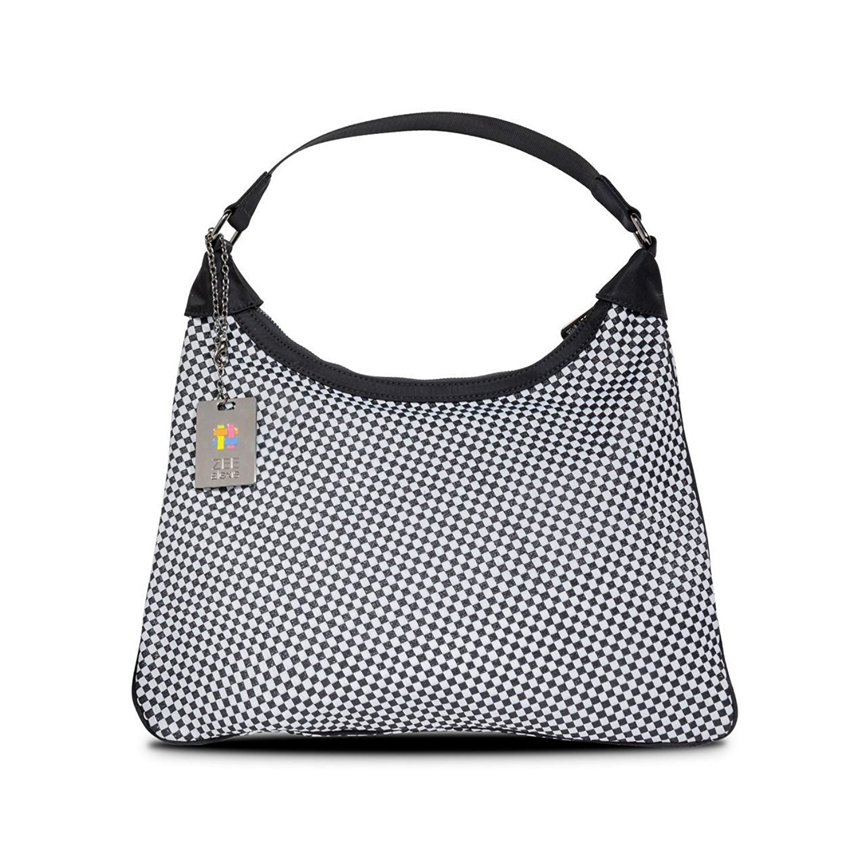 ZEE ALEXIS ST. KITT Woven Hobo Handbag