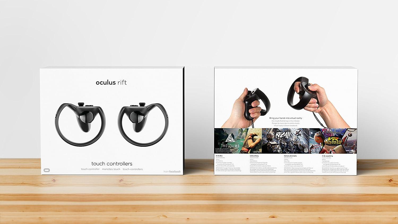 Oculus Touch Für Oculus Rift Games
