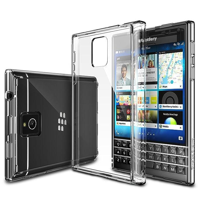 23 opinioni per Blackberry Passport Custodia- Ringke FUSION Custodia [Cadere Protezione][Crystal
