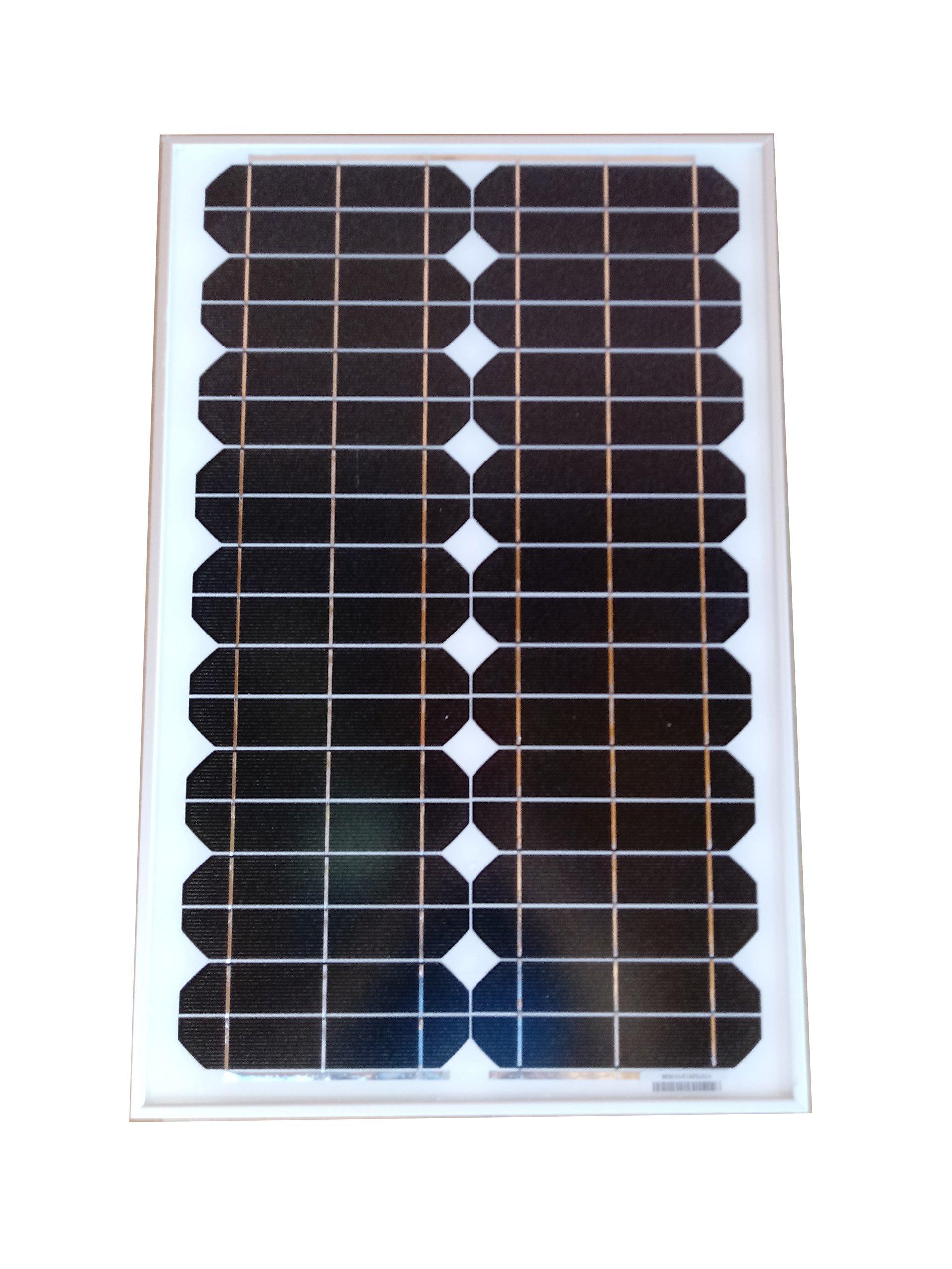 Western Harmonics Solar Powered Two Fan System