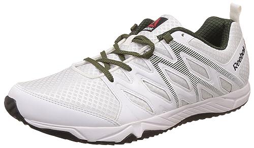 Arcade Runner White Running Shoes