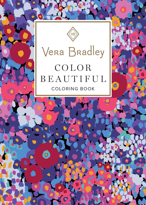 Vera Bradley Color Beautiful Coloring Book (Vera Bradley Coloring Collection)