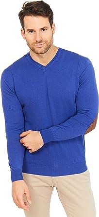 Jack Stuart - Jersey Cuello en Pico de Vestir, 95% algodón 5 ...