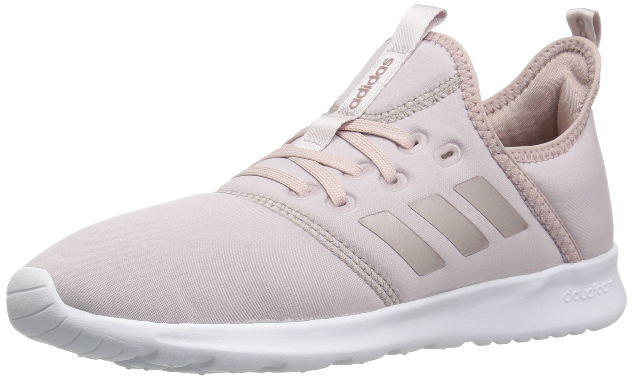 adidas Women's Cloudfoam Pure, Ice Purple/Vapour Grey/Vapour Grey, 5.5 M US