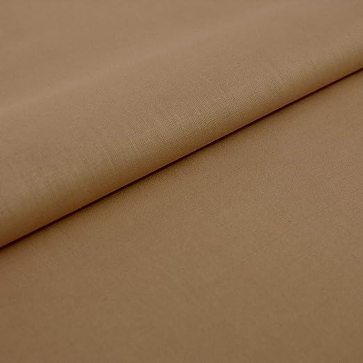Stoff Meterware Uni Hellblau Baumwolle Dekostoff Bekleidungsstoff Baumwollstoff