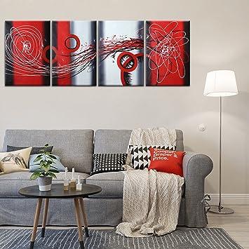 raybre art pintado a mano al leo cuadros sobre lienzo grandes modernos abstractos