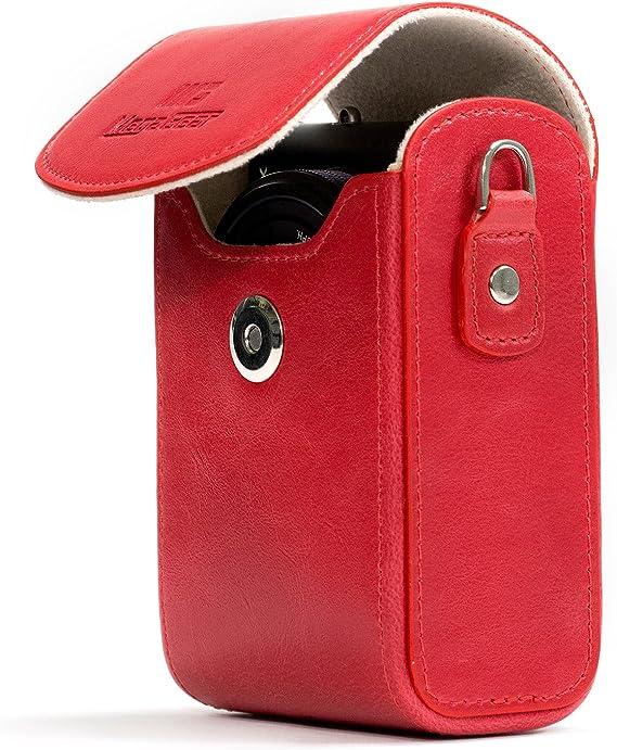 Megagear Mg1218 Nikon Coolpix A1000 A900 Leder Kamera