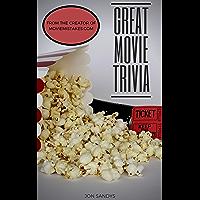 Great Movie Trivia (English Edition)
