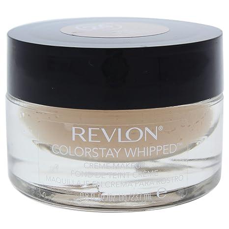 Revlon Colorstay - Crema de maquillaje batida – 330 True Beige – 0,8oz Maquillaje