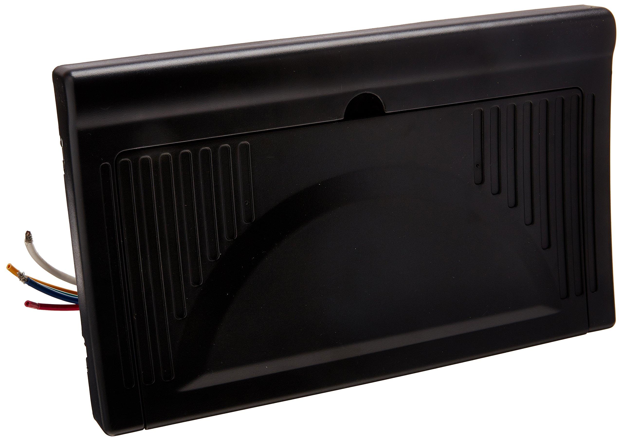 WFCO WF-8725-PB Black 25 Amp Power Center