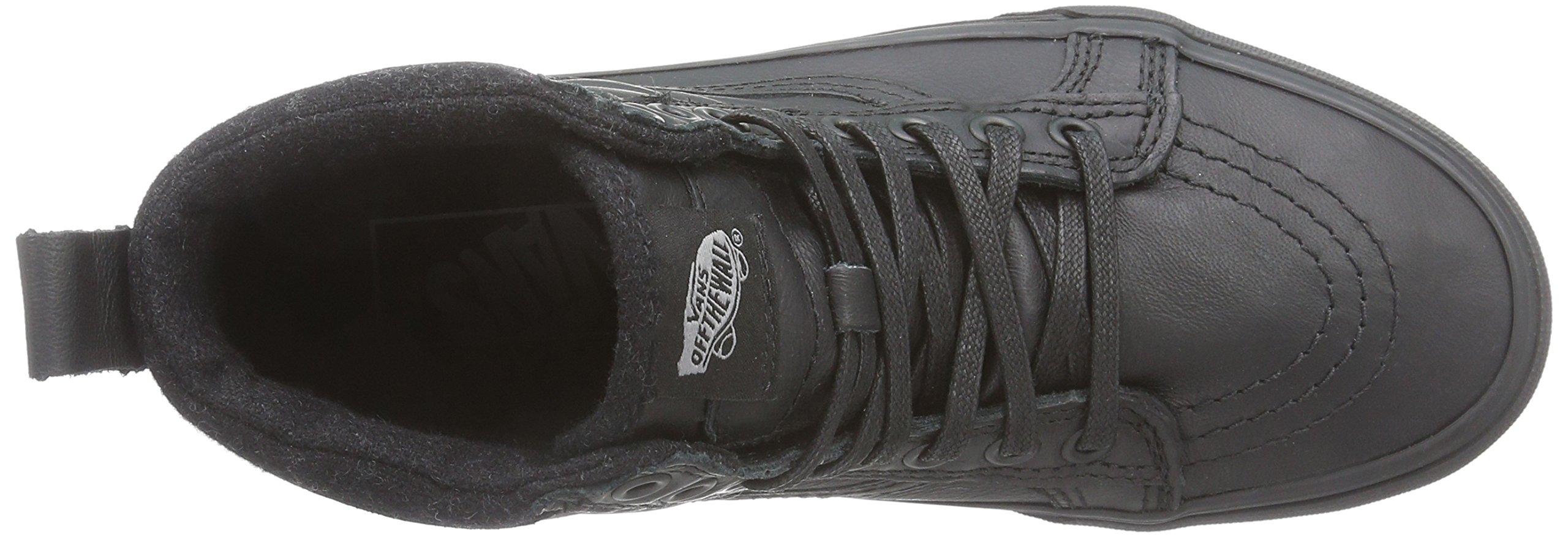Vans Unisex SK8-Hi MTE (Mte) Black/Leather 11.5 Women / 10 Men M US by Vans (Image #7)