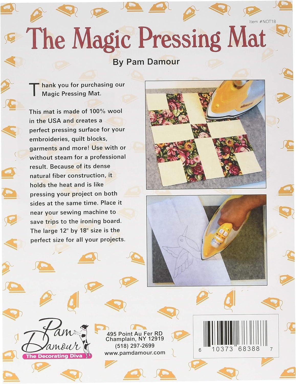 Magik Pressing Mat
