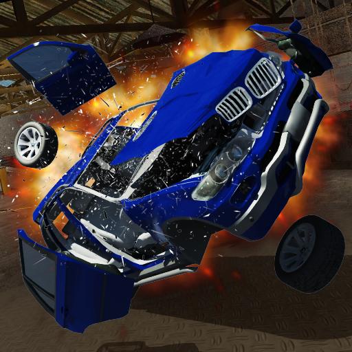 x5-bmw-crash-car-3d