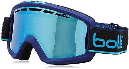 8b9fa980e Image Unavailable. Image not available for. Color: Bolle Nova Ii Aurora,  Matte Navy & Neon Blue ...