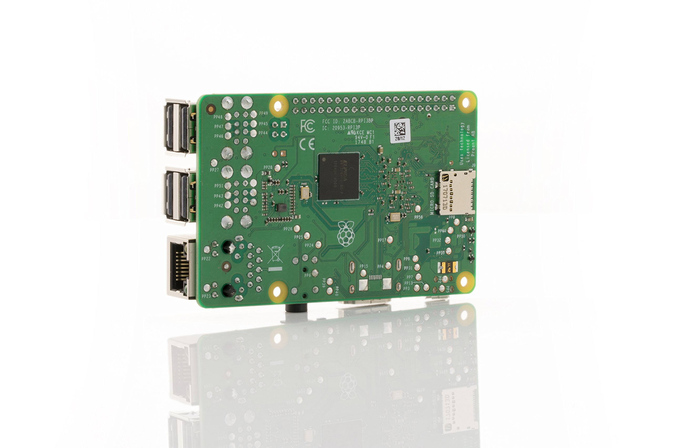 Vilros Raspberry Pi 3 Model B+ (B Plus)-With 2.5A Power Supply [LATEST MODEL 2018] by Vilros (Image #9)
