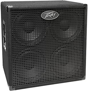 Amazon.com: Fender Rumble 4x10 Cabinet v3 Bass Amplifier Cabinet ...