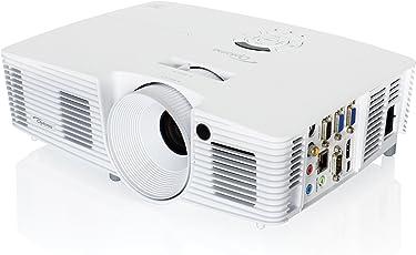 Optoma W351 Proyector, WXGA, 3800 Lúmenes, DLP, Full 3D