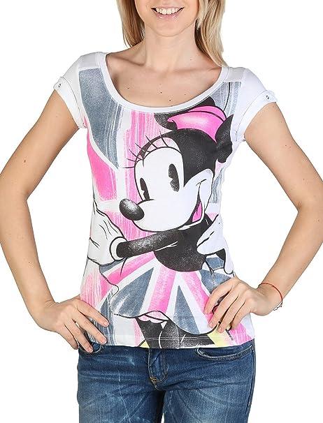 Alcott T-shirt mujer TS7159DO_C099 blanquecino - mujer - M: Amazon.es: Ropa y accesorios